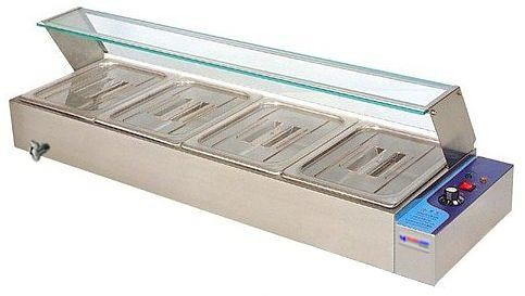 Bemar - vodní lázeň - 4 x 1/2 230V