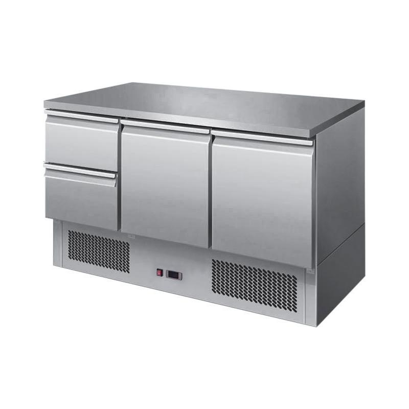 Chladící stůl 1365x700x850 mm