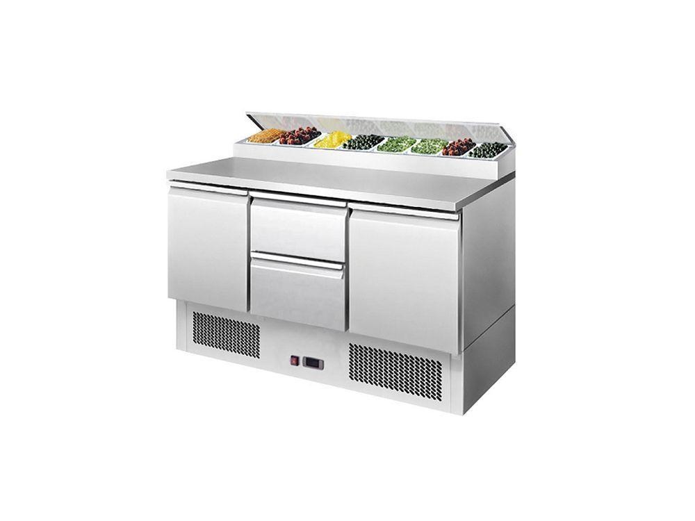 Chladící stůl 1365x700x970 mm