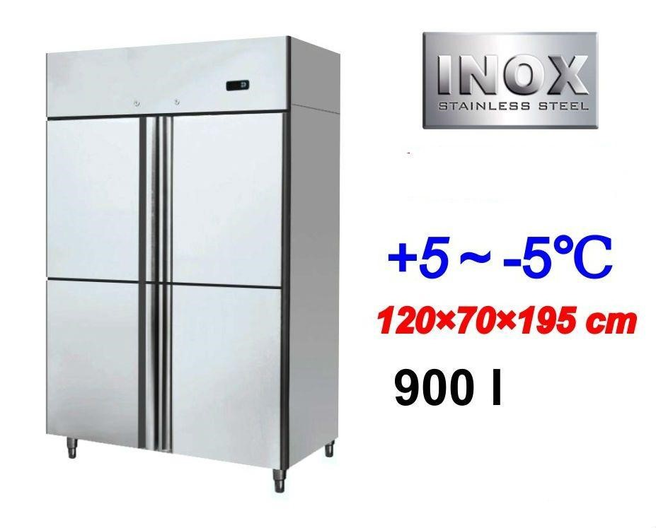 Chladící skříň SKRIN120/2, 1200x700x1950 mm