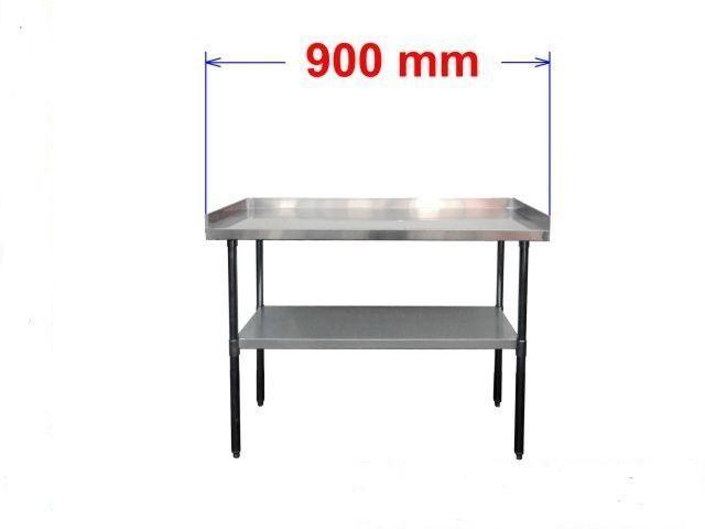 Pracovní nerezový stůl S3R90/60