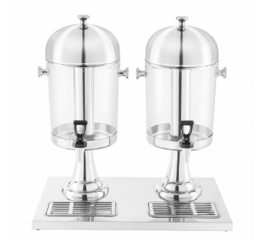 Dvojitý dávkovač chlazeného pití (2x7L)