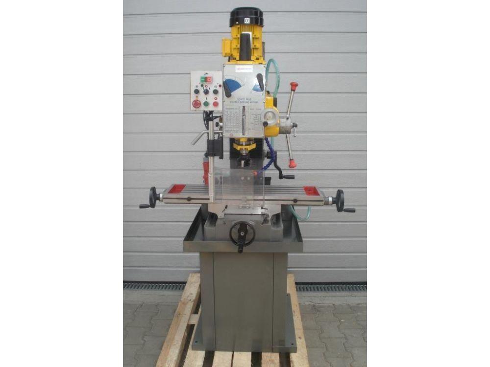 Strojní průmyslová vrtačko-frézka 7045B 230V