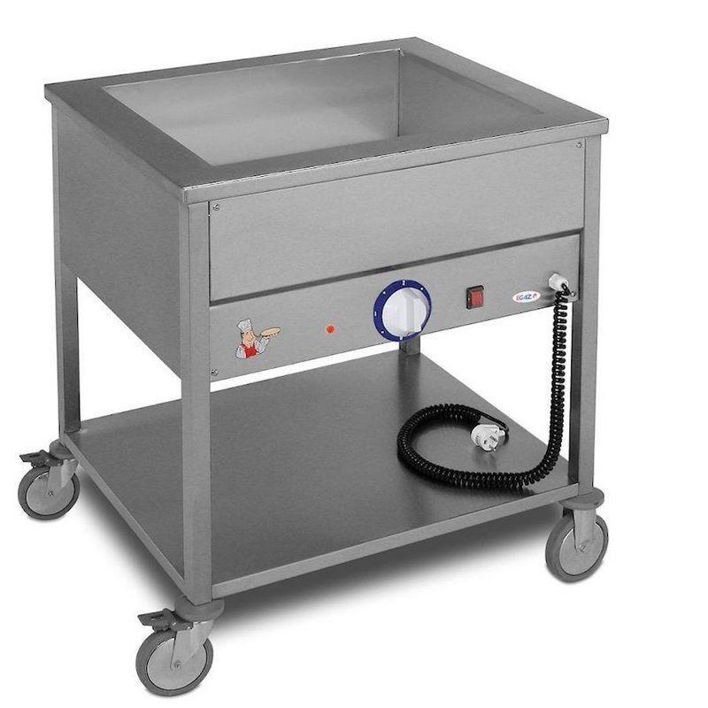 Vodní lázeň elektrická 3 x GN1/1  | EGAZ BE-3J