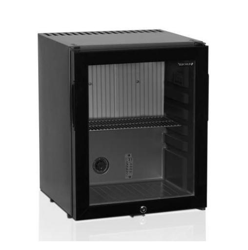 Chladící skříň - 31 L černá