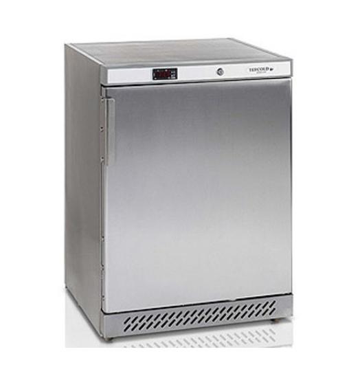 Chladící skříň - 78 L nerez