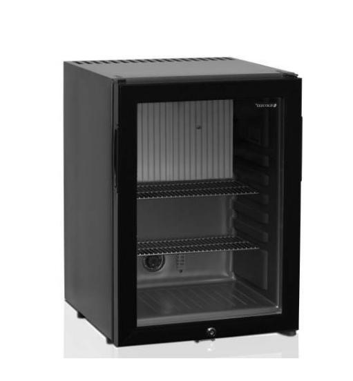 Chladící skříň - 40 L černá