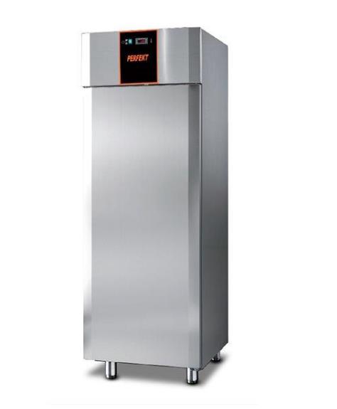 Chladící skříň -  455 L nerez