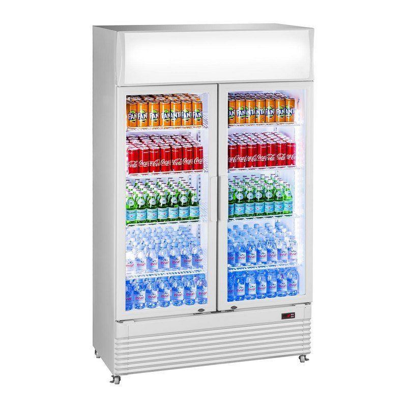 Chladnička na nápoje - 600 litrů