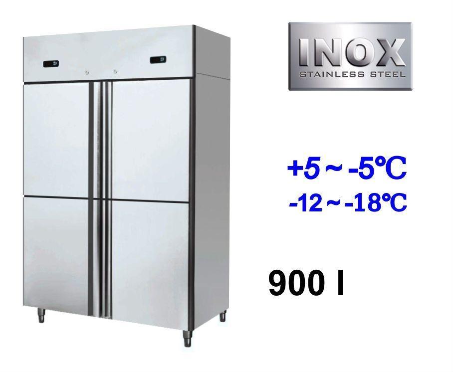 Chladící i mrazící skříň CHMS120/2, 1200x700x1950mm