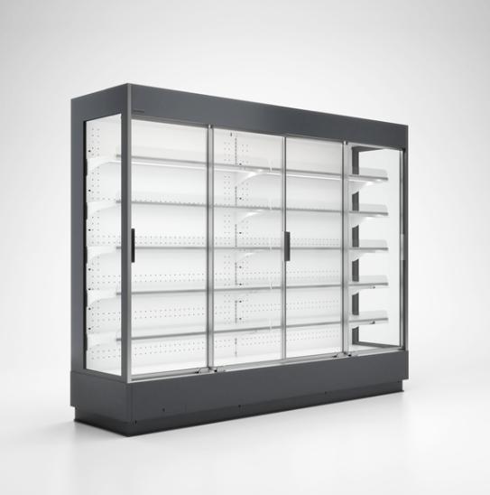 Přístěnná vitrína - 1125 L